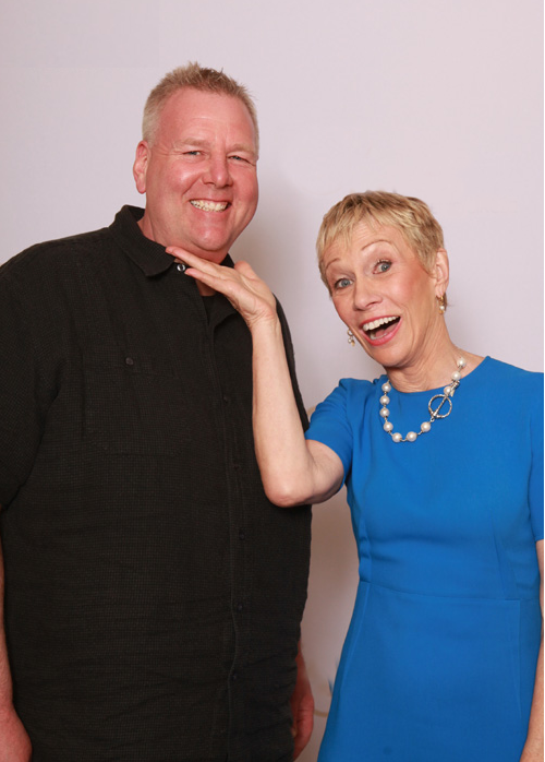 Rick and Barbara Corcoran
